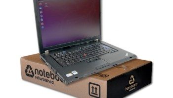 Ordenador Portátil Lenovo Core 2 Duo P8400 Thinkpad T500 Ocasion