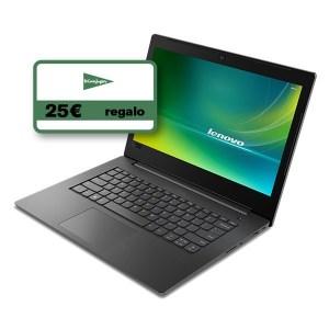 PORTATIL LENOVO V130 I5-7200U-4G-256SSD-14-FRE + ECI 25€