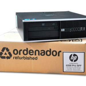 Ordenadores Intel Core i3 HP 6200 Pro Ocasion