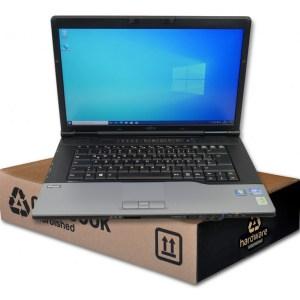 Portátiles Portátiles Liquidación Fujitsu Lifebook E752 Ocasion
