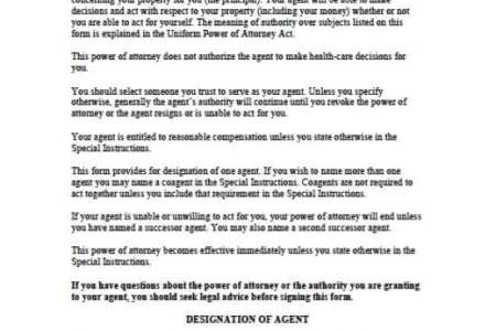 Free Forms 2018 Do Banks Have Power Of Attorney Forms Free Forms