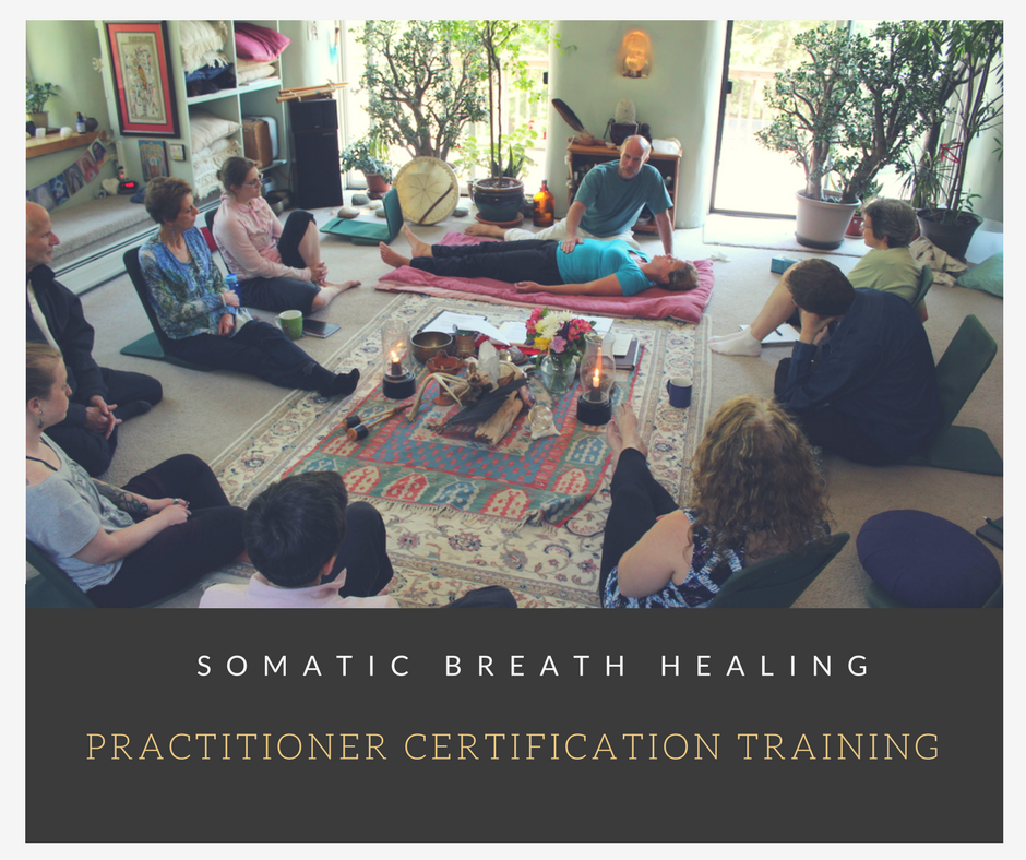 Practitioner Certification Training Power Of Breath Institute