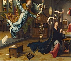 Jan_de_Beer_-_Annunciation_-_WGA1562