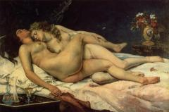 Gustave-Courbet-The-Sleepers-also-known-as-Sleep-
