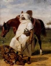 Vernet-Emile-Jean-Horace-The-Lion-Hunter