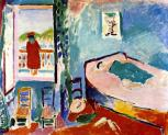 Henri-Matisse-Interior-at-Collioure