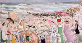 la-grande-plage-a-biarritz-jacqueline-marval