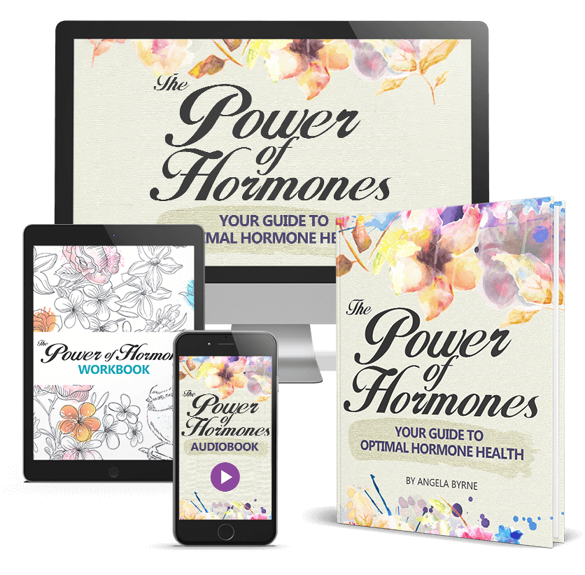 Power Of Hormones   Womens Health Offer  Image of POH Digital and Physical Package Mini Version 1