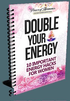 Power Of Hormones   Womens Health Offer  Image of DoubleYourEnergy 3D 1