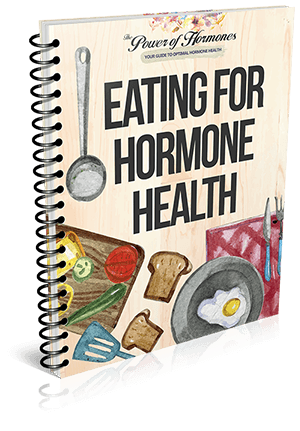 Power Of Hormones   Womens Health Offer  Image of EatingHormoneHealth 3D 1