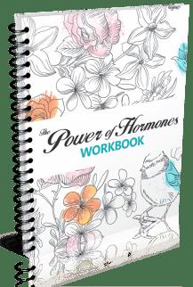 Power Of Hormones   Womens Health Offer  Image of Workbook e1552107782256