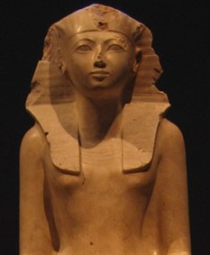 Moses Mother Hatshepsut as Pharaoh