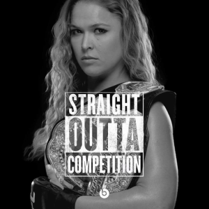 Ronda Rousey, Breh!