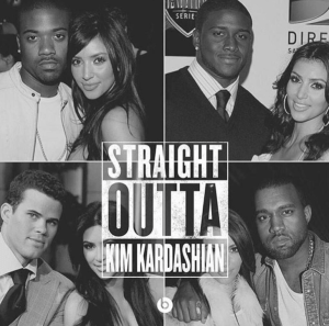 Ray J, Chris Humphries, Reggie Bush and Kanye?