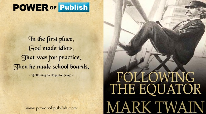 60 Famous Mark Twain Quotes Sayings To Read