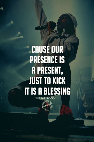 asap rocky quotes lyrics - photo #1