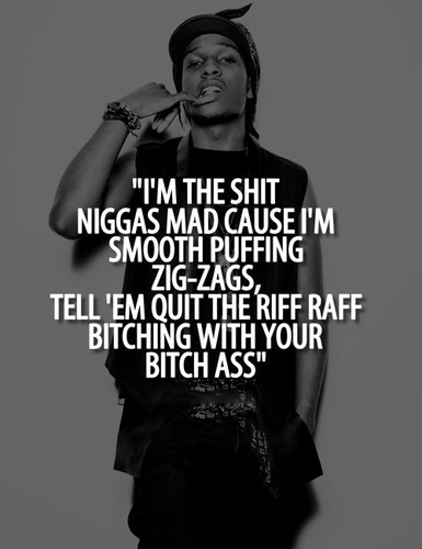 asap rocky quotes