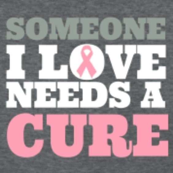 Breast Cancer Cure Quotes