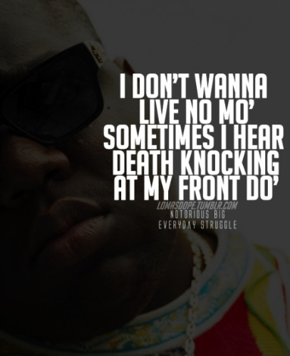 Biggie Smalls Best Quotes: 33 Notorious Biggie Smalls Quotes And Sayings