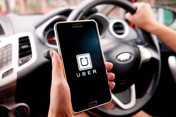 The Uber Partner App