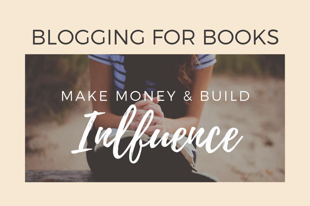 blogging for books