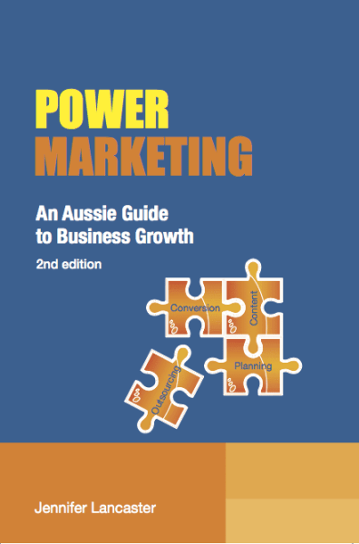Power Marketing book
