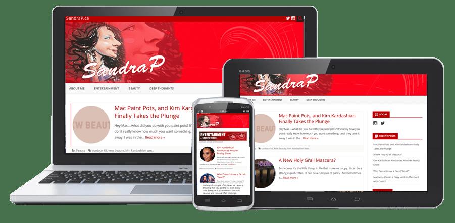 Sandra Plagakis Blog PowerPages Stittsville Web Design Kanata Ottawa website