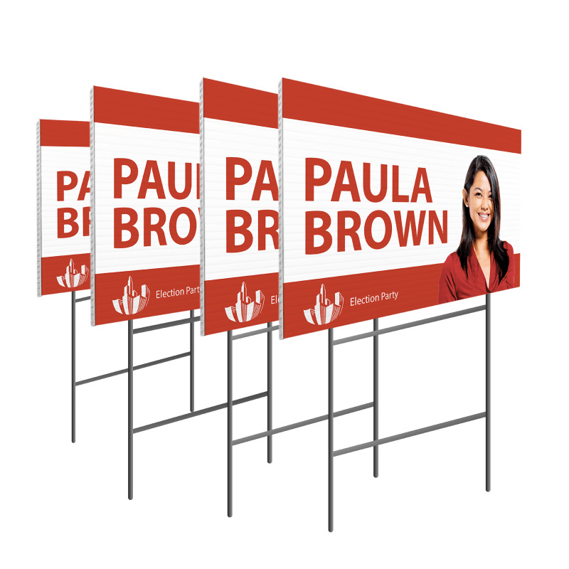 STittsville - Ottawa - Printing Web Design coroplast sign printing