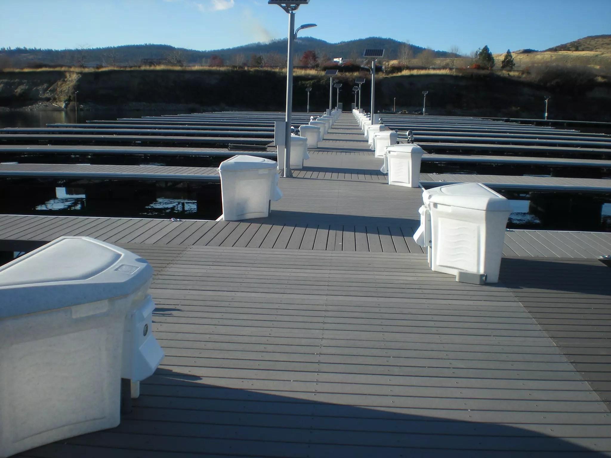 Pedestal For Dock Wiring Diagram L Dock Spc T Shore Power