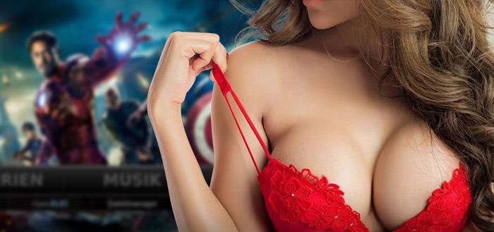 Erotik Porno Addon für Kodi