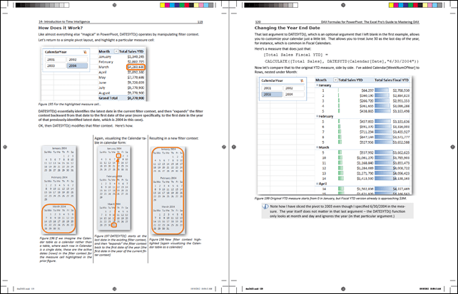 PowerPivot DAX Book Sample Pages