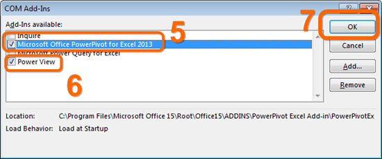 After Installing Excel 2013 Standalone, You Still Have to Enable the Power Pivot Addin.  Steps 5-7.