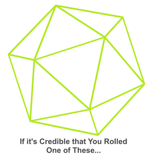 The Icosahedron Test is a Sensitive Detector Indeed