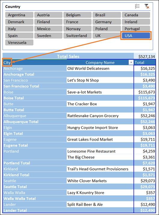 Power Pivot Pro Excel Pivot Table Row Change