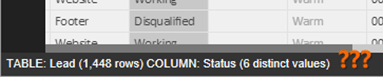 What ARE the Distinct Values? Please Tell Us, Oh Power BI!