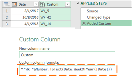 PowerQuery (M)agic: Combine M Functions and Formulas In