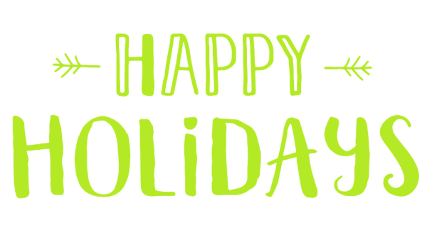 Happy Holidays from PowerPivotPro!