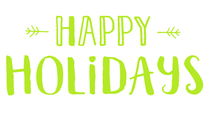 Happy Holidays From PowerPivotPro!