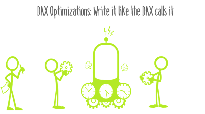 DAX Optimizations Banner