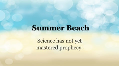 Summer Beach PowerPoint Background 1 Colorful PowerPoint Backgrounds