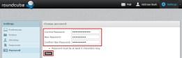 Αλλαγή κωδικού mail - Νέος κωδικός