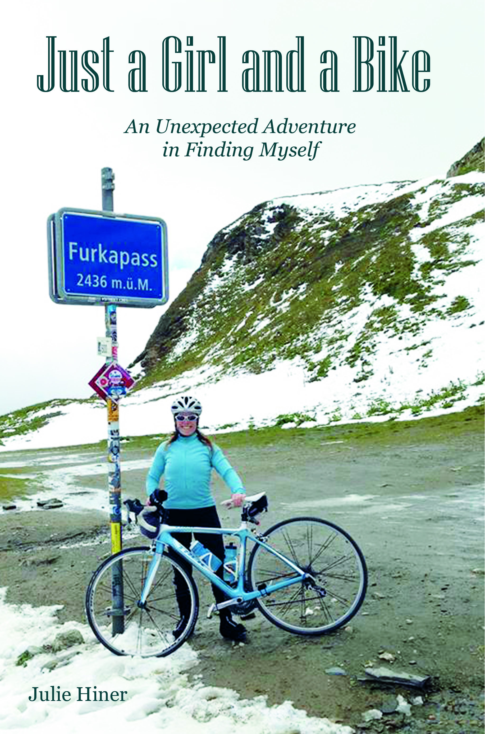 Just a Girl and a Bike - the Book!