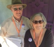 Canvassing with Jim