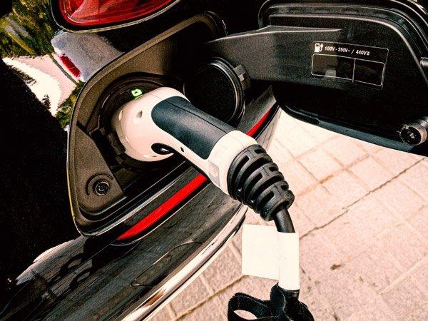 ev charging nozzle
