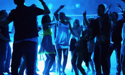 Teenagers Birthday Party DJ Dartford powersounds discos