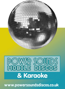POWER SOUNDS DISCO AND KARAOKE HIRE IN DARTFORD, NEAR BEXLEY IN KENT