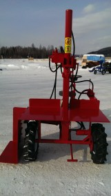 Powersplit buggy wood splitter 1