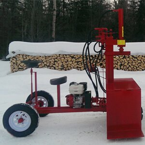 Buggy Wood Splitter (Self-Propelled), Log splitters