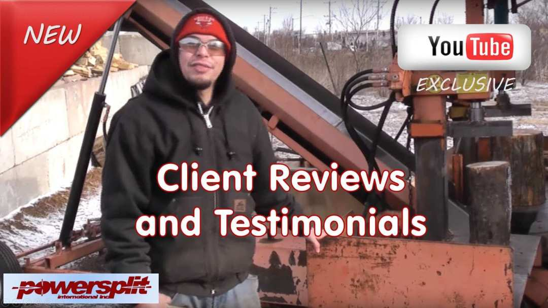 Crystal Lake Illinois j How to considerably increase your wood splitting revenue