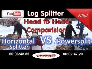%name Log splitter firewood processor